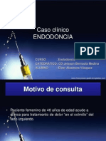Caso clínico endo