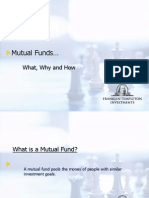 Basics of Mutual Funds