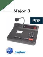 Manual Major 3