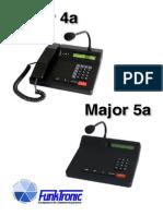Manual Major 4a 5a