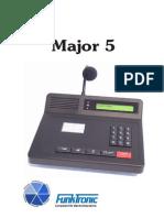 Manual Major 5