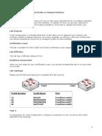 1-Configuring Standard VLANs
