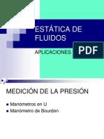 ESTÁTICA DE FLUIDOS.PARTE2