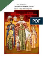 Lazăr Alexandru- Sfântul Constantin Brâncoveanu-Model de viețuire creștină