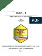 Resume Logging & Coring , Deny Fatryanto.pdf