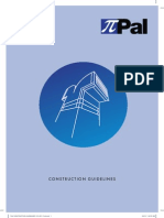 PAL - Construction Guidelines