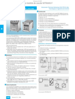 Catalogo Medidor Electromagnetico Transmisores MAG 5000 6000