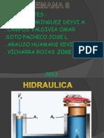 Diapositiva de Hidraulica 8