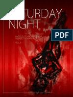 Saturday Night at Harvard Magazine 2012