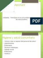 Carrera Salud Public A