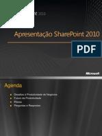 Introducao Ao SharePoint 2010 - V5