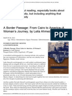 A Border Passage_ From Cairo to America–A Woman's Journey, by Leila Ahmed.pdf