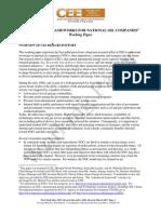 Commercial Frameworks for Noc'S_mar 07