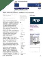 NIDA - Serie de Reportes de Investigación - Alucinógenos y Drogas Disociativas3