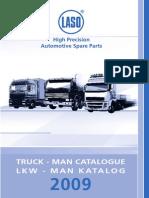 MAN Catalogue 2009