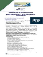 Uff+Snct+ Programacao Geral de Niteroi