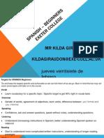 presentation sp3 mail