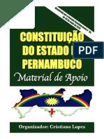 ALEPE - APOSTILA DA CONSTITUIÇÃO DE PERNAMBUCO