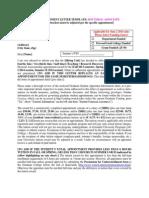 DA Appt Template 2013-14 Letters