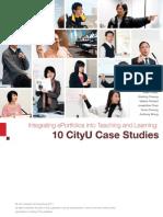 Case Studies of E-Portfolios in Higher Education