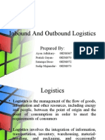 Elements of Logistics Management Notes | Logistics