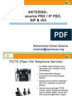 Asterisk Pbx Sip Iax