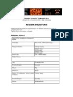 SJ - Registration Form