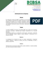 Carta Presentacion DIBSA