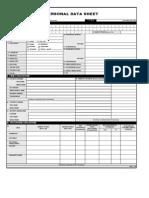 CSC Form-212