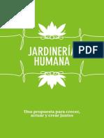 Libro Jardineria Humana