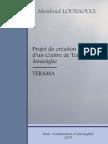 Projet de création d'un centre de Terminologie Amazighe (TERAMA) - Mouloud Lounaouci