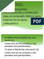 Taller de Biblia Proceso Evangelizador