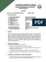 Operaciones Unitarias i Ing. Diaz 2013-II