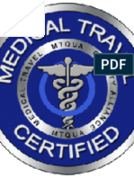 MTQUA Launches world's first Medical Tourism Certification for Hospitals, Clinics, Facilitators, Medical Travel Companies