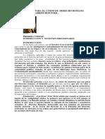 Primera Guia Derecho Romano 2014 (Introduccion, Personas y Familia)