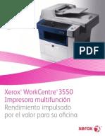 Xerox W3550