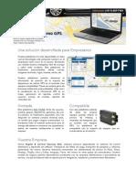 Brouchure Plataforma GPS