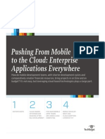 PushingfromMobiletoCloudEnterprise Applications Final
