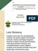 Evaluasi Penggunaan Alat Muat Dan Alat Angkut Pada