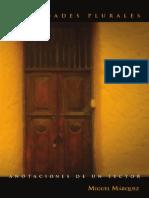 Vecindades Plurales. Anotaciones de un lector