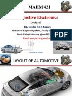 MAEM 421 Automotive Electronics1