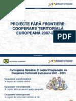 1 Prezentare Generala Programe FEDR