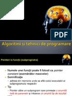 02 - Pointeri La Functii. Recursivitate. Biblioteci