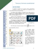 Leccion Temas y Formato Condicional 2010