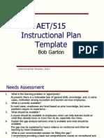 garton aet515 r2 instructionalplantemplate