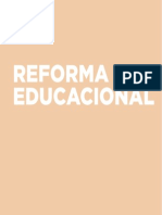 Reforma Educacional Michelle Bachelet