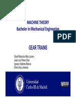 Gear Trains
