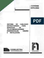 Cableado Est. Residencial (3578-2000)
