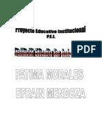 Proyecto Institucional Fatima Dic1