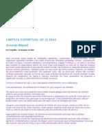 LIMPEZA ESPIRITUAL DE 21 DIAS - Arcanjo Miguel por Greg Mize.doc